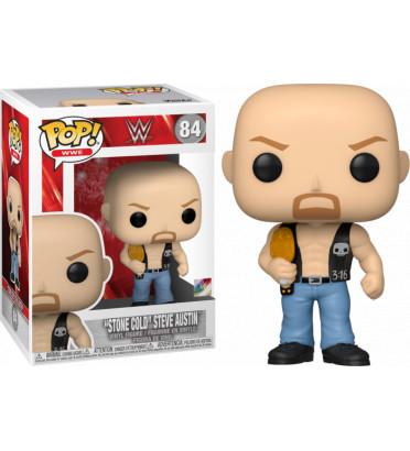STONE COLD STEVE AUSTIN / WWE / FIGURINE FUNKO POP