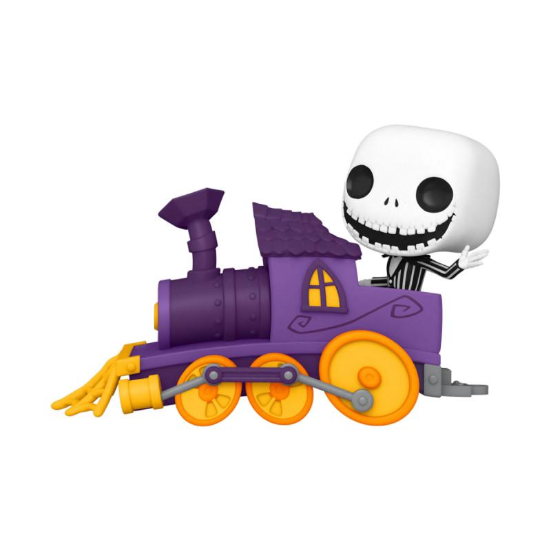 JACK IN TRAIN ENGINE / L'ETRANGE NOEL DE MR JACK / FIGURINE FUNKO POP