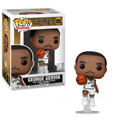 GEORGE GERVIN / SPURS HOME / FIGURINE FUNKO POP