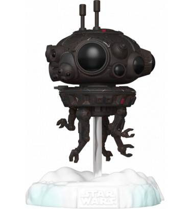 PROBE DROID BATTLE AT ECHO BASE / STAR WARS / FIGURINE FUNKO POP / EXCLUSIVE SPECIAL EDITION