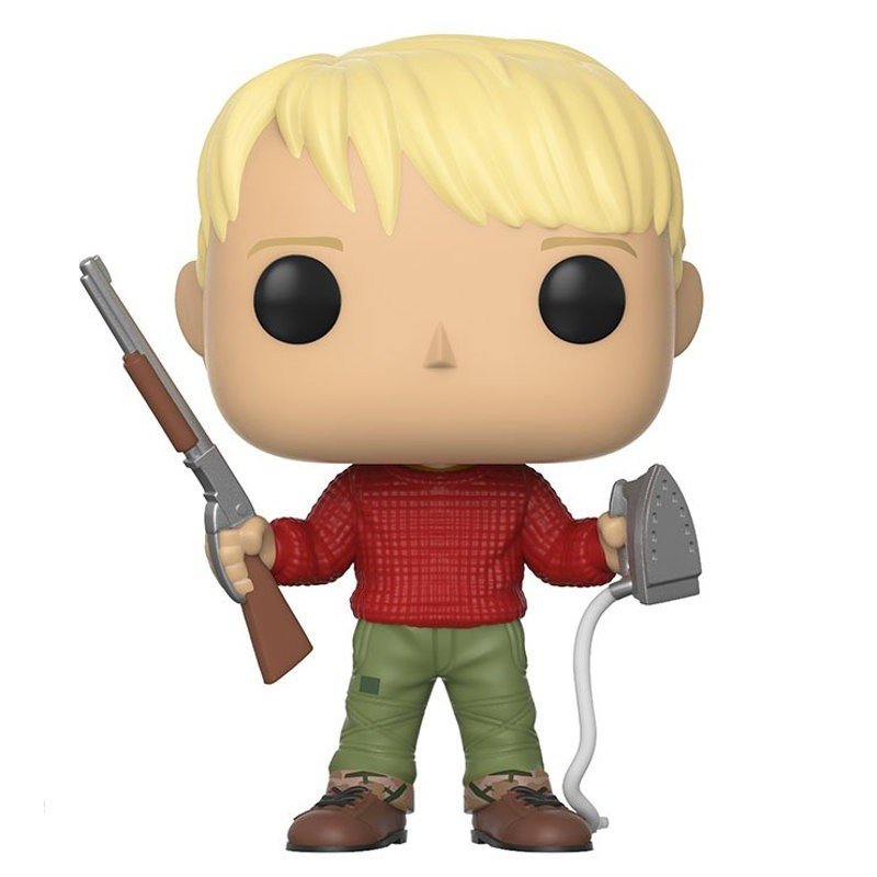 KEVIN / MAMAN J'AI RATE L'AVION / FIGURINE FUNKO POP