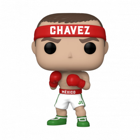 JULIO CESAR CHAVEZ / JULIO CESAR CHAVEZ / FIGURINE FUNKO POP
