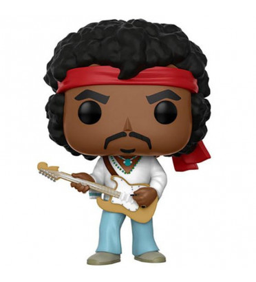 JIMI HENDRIX / PURPLE HAZE PROPERTIES / FIGURINE FUNKO POP