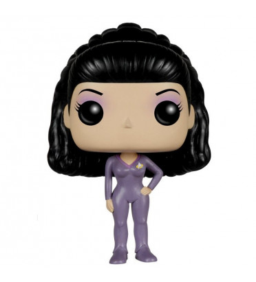 DEANNA TROI / STAR TREK THE NEW GENERATION / FIGURINE FUNKO POP