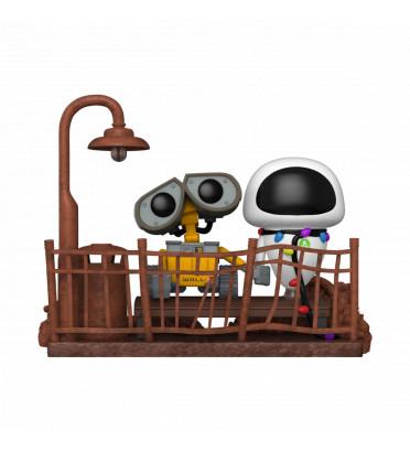 WALL-E ET EVE / WALL-E / FIGURINE FUNKO POP