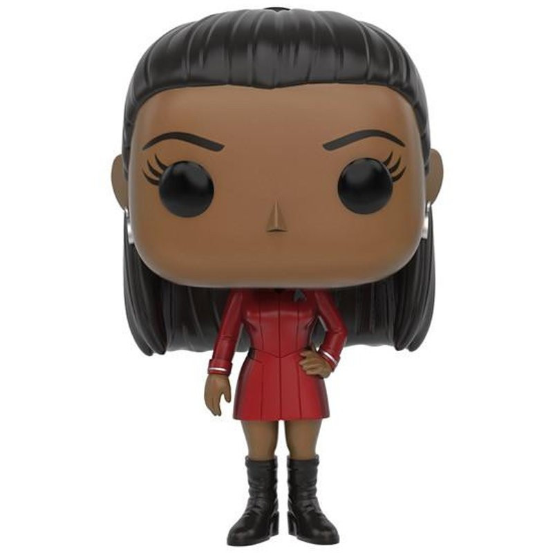 UHARA / STAR TREK BEYOND / FIGURINE FUNKO POP