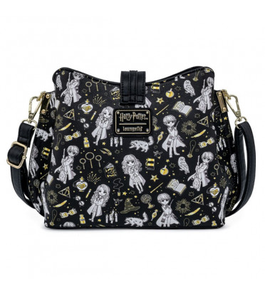 SAC A MAIN MAGICAL ELEMENTS / HARRY POTTER / LOUNGEFLY