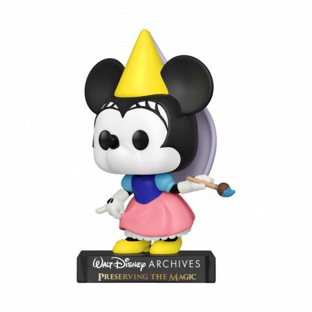 PRINCESS MINNIE / MICKEY MOUSE / FIGURINE FUNKO POP